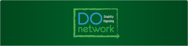 Logo of the Disability Organizing Network.