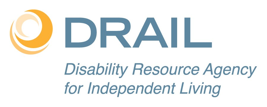 Logo for Disability Resource Agency for Independent Living